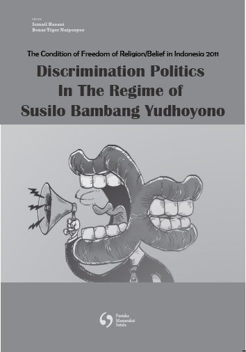 Discrimination Politics  In The Regime  of  Susilo Bambang Yudhoyono