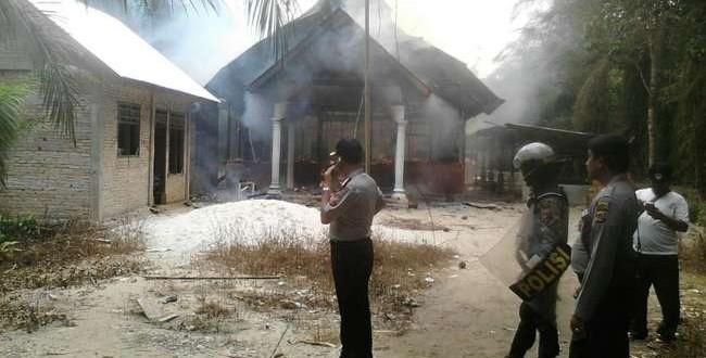 (Bahasa Indonesia) Bupati Sapriadi Prakarsai Pelanggaran HAM