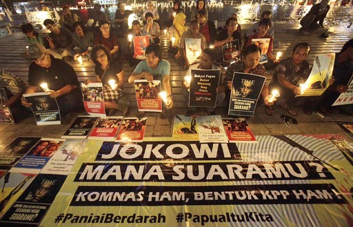 Jokowi's Human Rights Promotion Disappoints: Survey