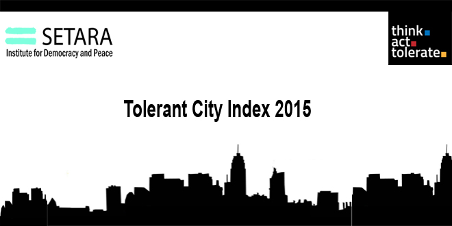 (English) Tolerant City Index 2015