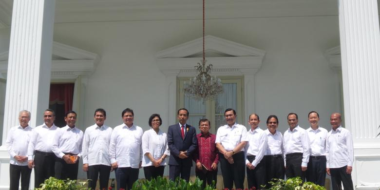 Indonesia's Cabinet reshuffle: Now politically stronger, Jokowi seeks to fulfil reform agenda
