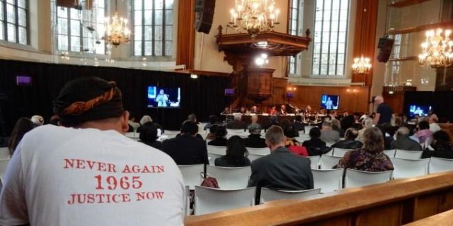 Putusan IPT dapat memperluas Dukungan Internasional atas Penyelesaian Pelanggaran HAM 1965