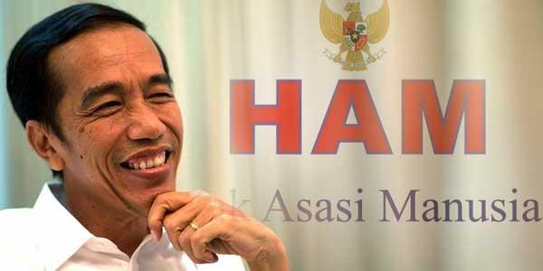 Evaluasi 2 Tahun Kepemimpinan Jokowi  Bidang Hukum dan Hak Asasi Manusia (HAM)