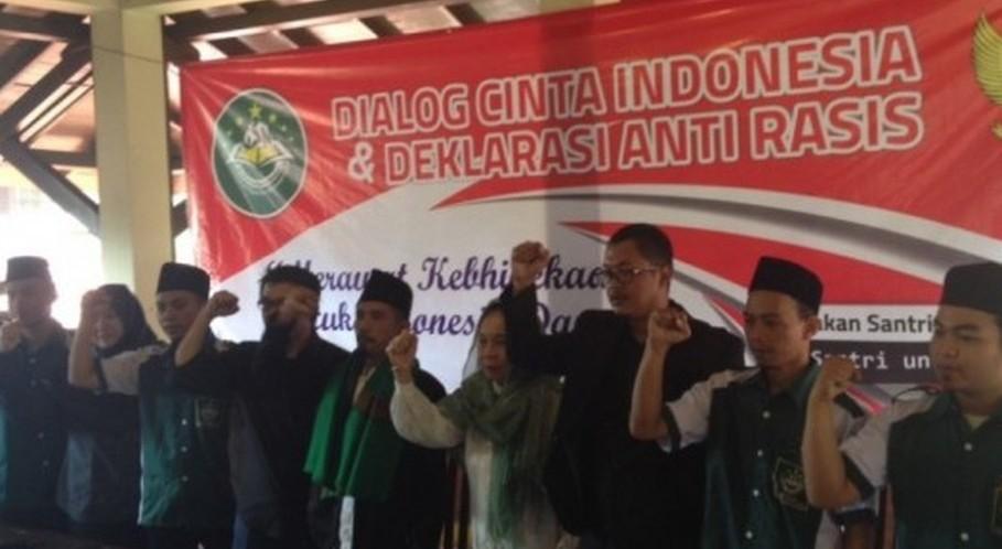 NATIONAL YOUTH PLEDGE DAY SEES DECLARATION OF TOLERANCE IN JAKARTA GUBERNATORIAL RACE
