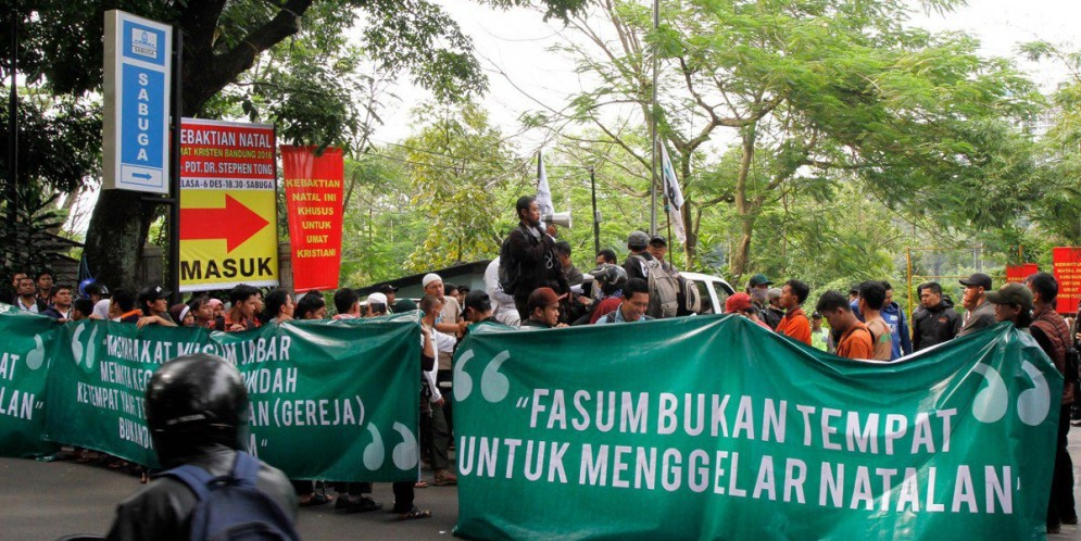 Religious intolerance may increase ahead of Ahok trial, Christmas: Researcher