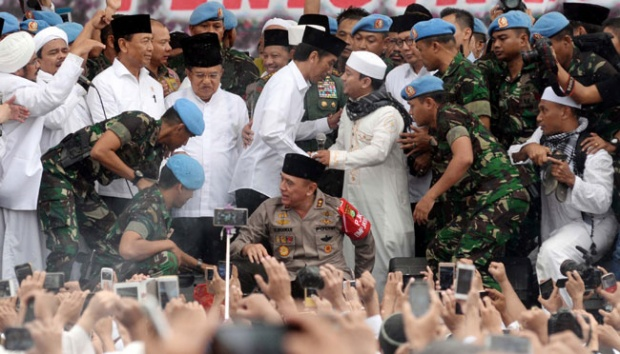 Setara Institute: Jokowi Violates Human Rights in Ahok's Case