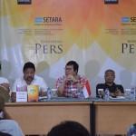 Konferensi Pers SETARA Institute, Jakarta, Jum'at (27/1/2017).