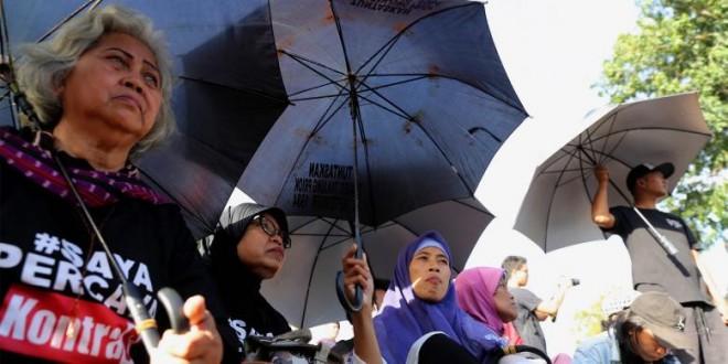 (Bahasa Indonesia) Rekonsiliasi Kasus Trisakti-Semanggi Dinilai Tak Sesuai Asas Keadilan
