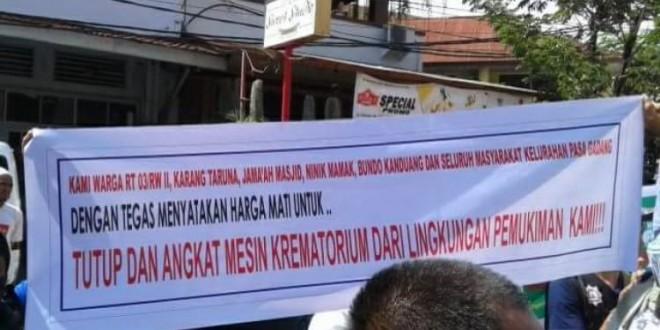 SETARA Institute Kecam Demo Terhadap Rumah Kremasi di Padang