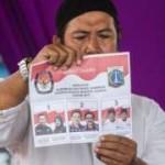 Pilkada DKI Jakarta putaran kedua akan digelar pada 19 April antara Basuki Tjahaja Purnama dan Anies Baswedan. Foto: Oscar Siagian/Getty Images/BBCIndonesia