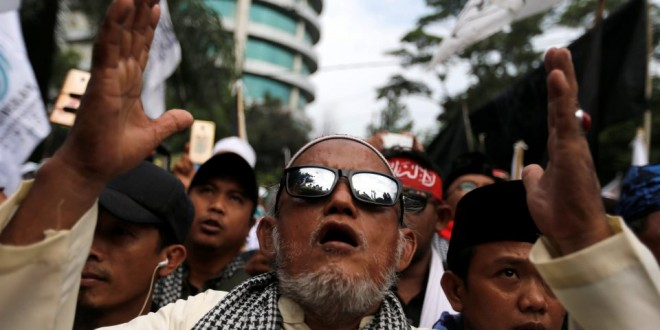 (English) Is Indonesia teetering toward theocracy?