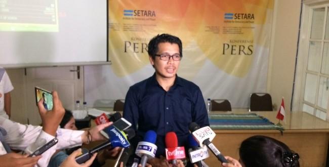 (Bahasa Indonesia) Pasal Penodaan Agama Dijadikan Alat Penundukan