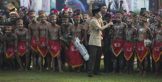 Memenangkan Hati Orang Papua Urusan Pelanggaran HAM
