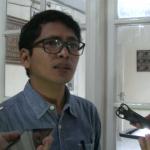 Peneliti SETARA Institute, Halili saat ditemui oleh para awak media usai menggelar konferensi pers laporan kondisi kebebasan beragama/berkeyakinan tahun 2017 pada Senin (15/1/2018), di kantor SETARA Institute. (Foto: SETARA Institute)