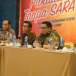 "SETARA Institute menggelar diskusi publik dan media dengan tema ""Memperkuat Ketahanan Sosial Untuk Pilkada Damai"" di Jakarta, Kamis (8/2/2018). (Foto: SETARA Institute)"