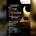 Poster Festival Panji di Kediri, 18 November 2018. (Foto: istimewa/Tempo.co)