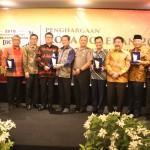 SETARA Institute menyelenggarakan penghargaan Indeks Kota Toleran 2018, Jum'at, (7/122018) di Jakarta. (Foto: SETARA Institute)