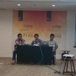 Setara Institute merilis hasil penelitiannya tentang pelanggaran kebebasan beragama di Indonesia sepanjang 2018. (Foto: Matius Alfons/detikcom)