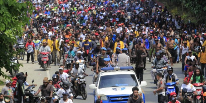 Allegations of Racism, Police Brutality Spark Violent Protests in Papua