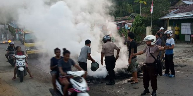 (Bahasa Indonesia) Kerusuhan Manokwari Disebut Gambaran Pemeliharaan Politik Rasial