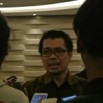 Direktur Eksekutif SETARA Institute, Ismail Hasani memberikan keterangan kepada wartawan terkait temuan produk hukum diskriminatif di beberapa daerah pada Selasa, (13/08/2019) di Jakarta. (Foto: SETARA Institute)