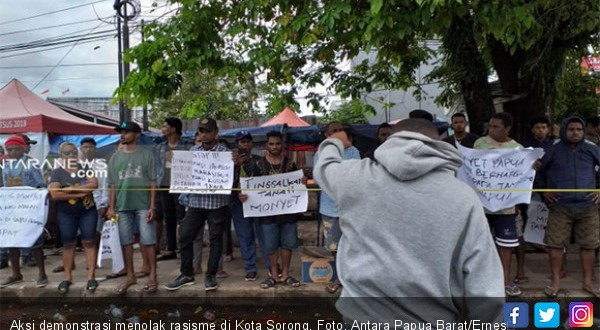 Ismail Hasani: Intimidasi Mahasiswa Papua di Sejumlah Daerah Cederai Kemanusiaan