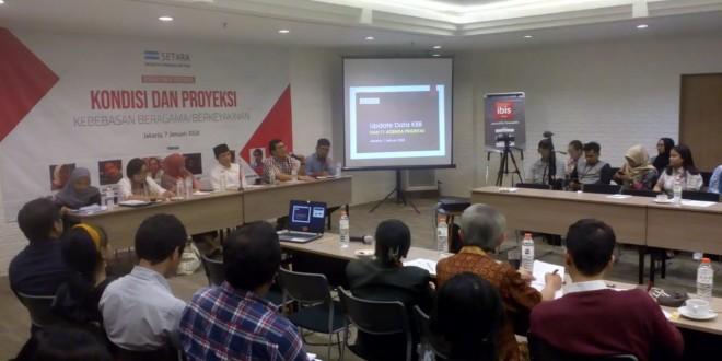 11 Agenda Prioritas dalam Pemajuan KBB dan Penguatan Kebinekaan