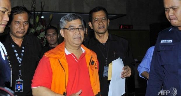 Arrest of top Indonesian judge over corruption sparks outrage
