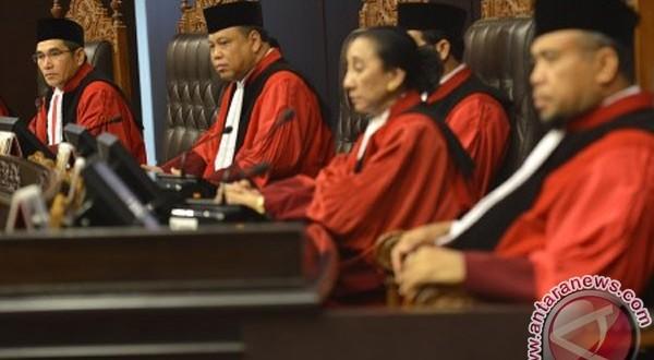 (Bahasa Indonesia) Pola Rekrut Hakim MK Dinilai Keliru