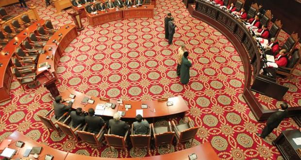 (Bahasa Indonesia) MK Diminta Jangan Mengawasi Diri Sendiri