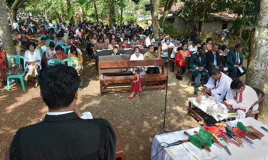 INDONESIA'S RELIGIOUS REPRESSION