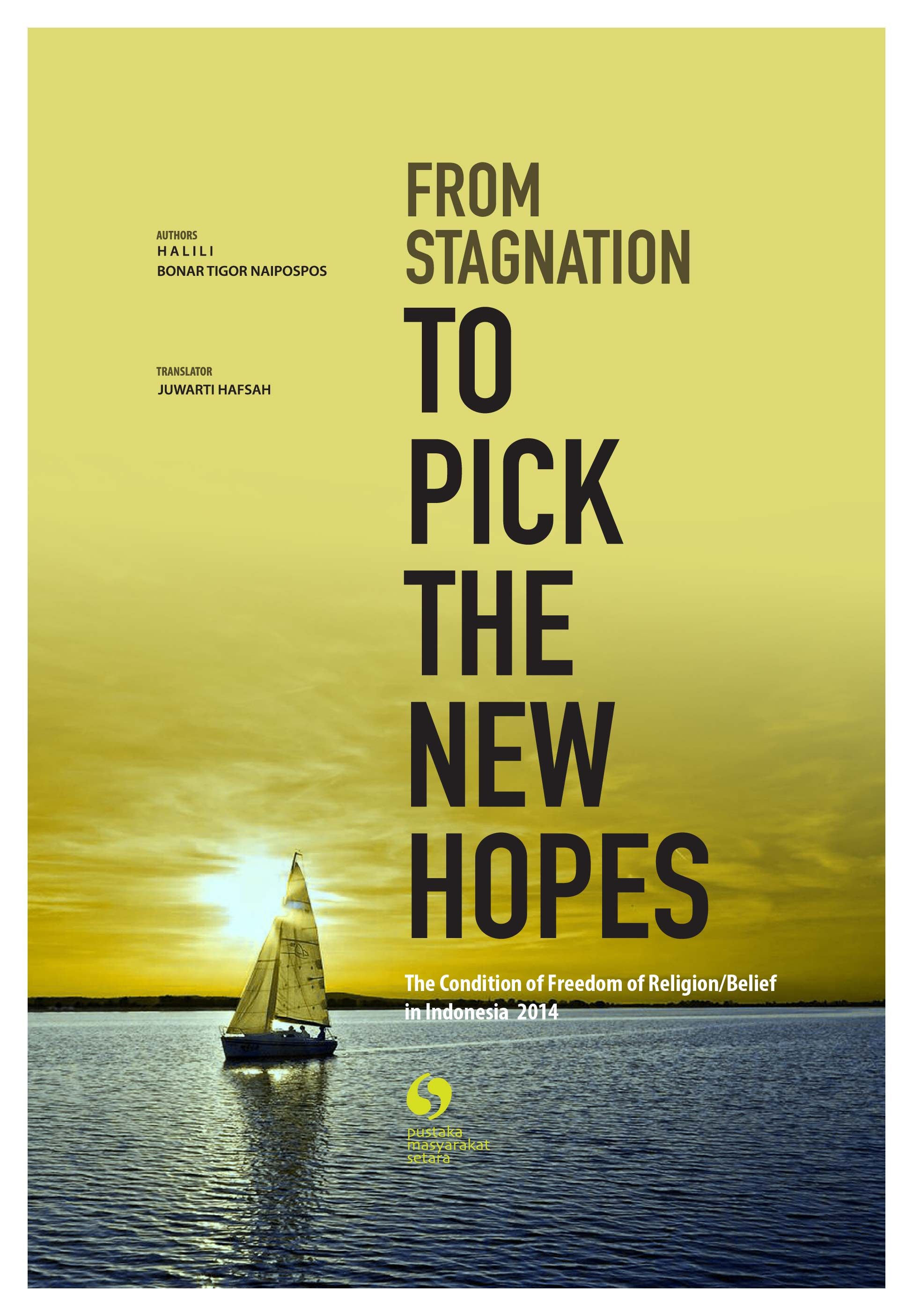 (English) From Stagnation To Pick The New Hopes