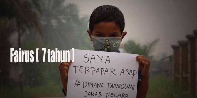 Kabut Asap dan Urgensi Adopsi United Nations Guiding Principles (UNGP)dalam Hukum Indonesia