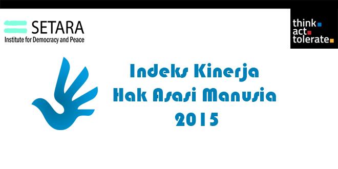 Indeks Kinerja Penegakan HAM 2015