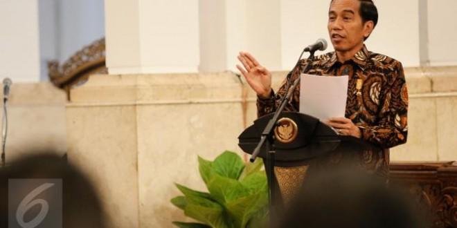 Menagih Janji Jokowi
