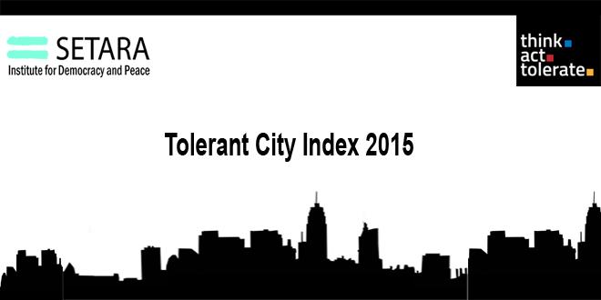Tolerant City Index 2015