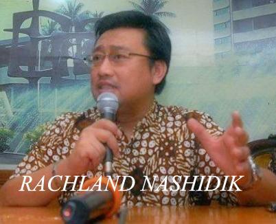 Rachland Nashidik