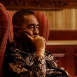Indonesia's Defence Minister Ryamizard Ryacudu listens to a question during an interview with Reuters in Jakarta, Indonesia May 11, 2016. REUTERS/Darren Whiteside