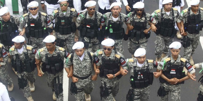 Why Indonesian extremists are gaining ground