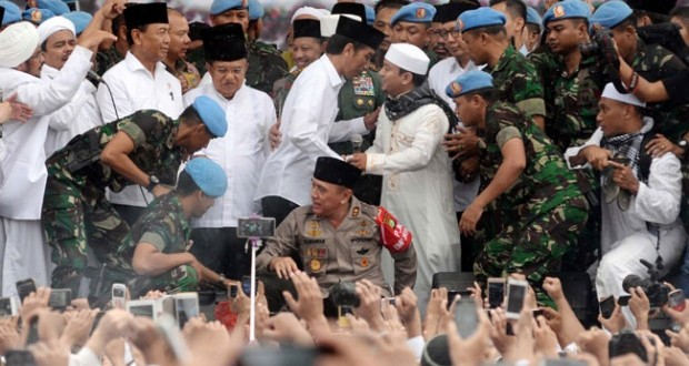 Setara Institute: Jokowi Violates Human Rights in Ahok's Case