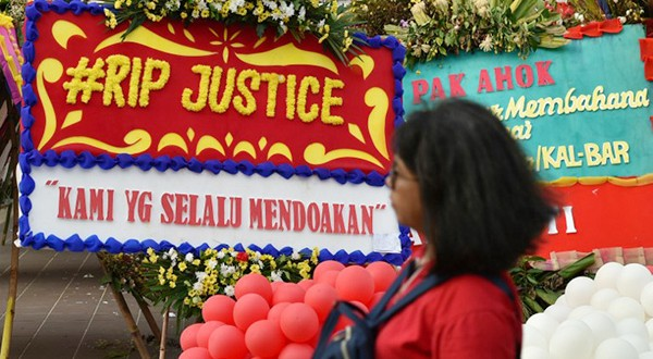 (English) Calls in Indonesia For Repeal of Blasphemy Law