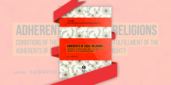 (English) Adherents of Local Religions