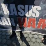 "Artikel ini telah tayang di Katadata.co.id dengan judul ""Jokowi Dikritik karena Perpres RANHAM Tak Singgung Kasus HAM Berat"" , https://katadata.co.id/ameidyonasution/berita/60d2dc5521daf/jokowi-dikritik-karena-perpres-ranham-tak-singgung-kasus-ham-berat Penulis: Rizky Alika Editor: Ameidyo Daud Nasution/katadata.co.id"